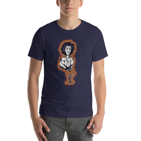 """Bud"" (Orange Soul) Unisex T-Shirt"