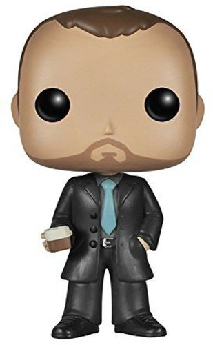 Funko POP TV: Supernatural - Crowley: Funko Pop! Television:: Toys & Games - Little Treasures LLC