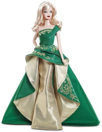 Barbie Collector 2011 Holiday Doll: Toys & Games - Little Treasures LLC