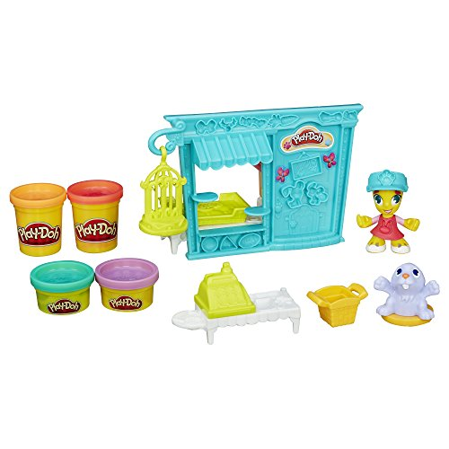 Amazon.com: Play-Doh Town Pet Store: Home & Kitchen - Little Treasures LLC