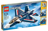 LEGO Creator 31039 Blue Power Jet Building Kit: Toys & Games - Little Treasures LLC