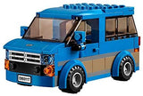LEGO City Great Vehicles Van & Caravan 60117 Building Toy: Toys & Games - Little Treasures LLC