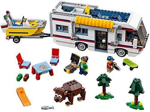 LEGO Creator Vacation Getaways 31052 Children's Toy: Toys & Games - Little Treasures LLC