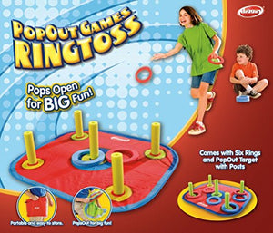 Diggin PopOut Ring Toss: Toys & Games - Little Treasures LLC