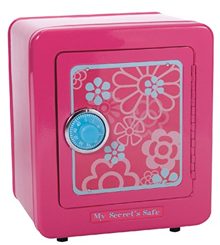 Schylling My Secret Safe with Alarm: Toys & Games - Little Treasures LLC
