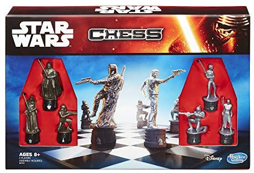Star Wars Chess Game: Toys & Games - Little Treasures LLC