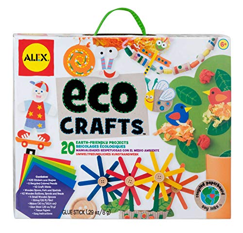 ALEX Toys Craft Eco Crafts: Toys & Games - Little Treasures LLC