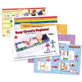 Snap Circuit'S Beginner, Electronics Exploration Kit, Stem Kit For Ages 5-9: Toys & Games - Little Treasures LLC
