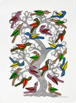 Dwarka Paresh-Traditional Art-Gond Painting-6