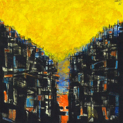 Saroj-Contemporary Art-Abstract Painting-5