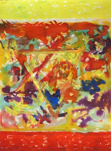 Saroj-Contemporary Art-Abstract Painting-8