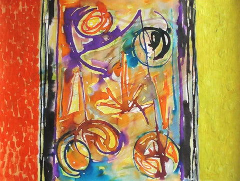 Saroj-Contemporary Art-Abstract Painting-9