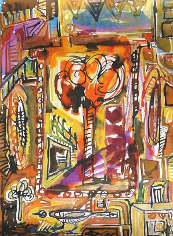 Saroj-Contemporary Art-Abstract Painting-18