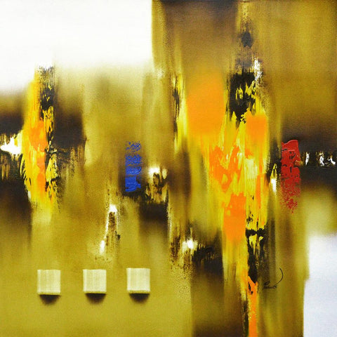 Paras Parmar-Contemporary Art-Abstract Painting-1