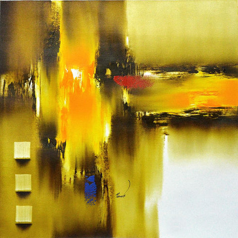 Paras Parmar-Contemporary Art-Abstract Painting-2