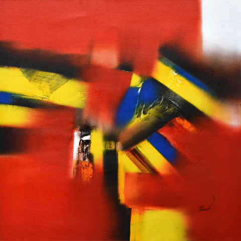 Paras Parmar-Contemporary Art-Abstract Painting-3