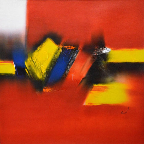 Paras Parmar-Contemporary Art-Abstract Painting-4