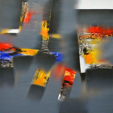 Paras Parmar-Contemporary Art-Abstract Painting-5