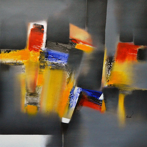 Paras Parmar-Contemporary Art-Abstract Painting-6