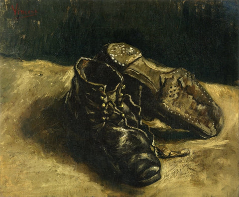 A Pair of Shoes, 1887 01