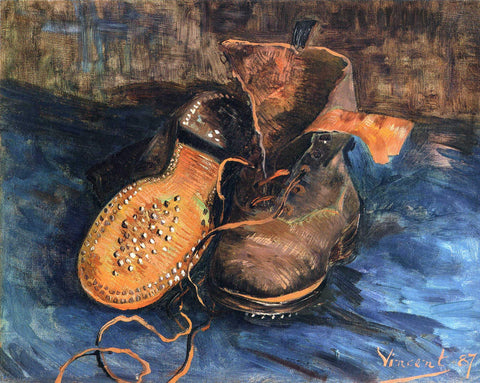 A Pair of Shoes, 1887 02