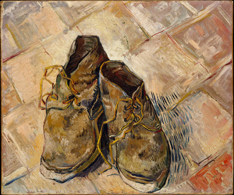 A Pair of Shoes, 1888