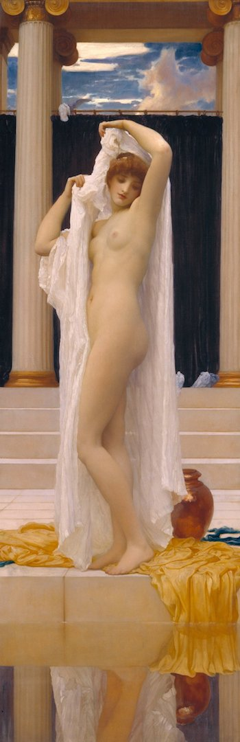 Frederic Lord, Leighton - The Bath of Psyche, Tate Britain