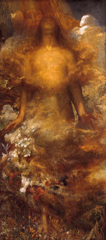 George Frederic Watts - She Shall be Called Woman, Tate Britain