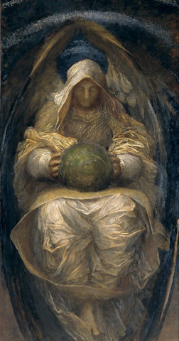 George Frederic Watts - The All-Pervading, Tate Britain