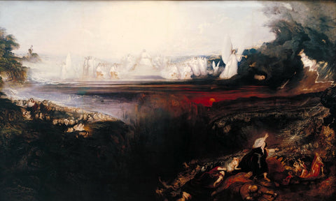 John Martin - The Last Judgement, Tate Britain