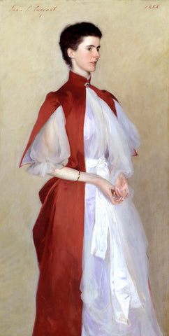 John Singer Sargent - Portrait of Mrs Robert Harrison, Tate Britain