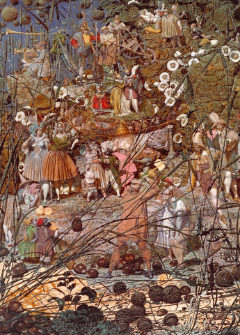 Richard Dadd - The Fairy Feller's Master-Stroke, Tate Britain