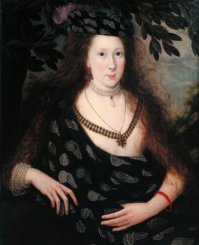 Robert Peake - Lady Elizabeth Pope, Tate Britain