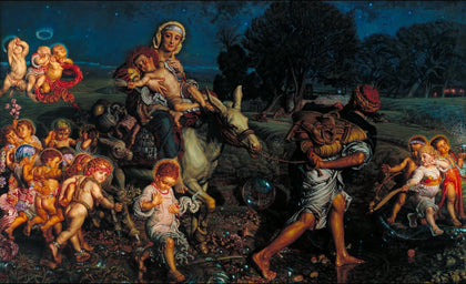 William Holman Hunt - The Triumph of the Innocents, Tate Britain