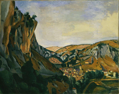 André Derain - Valley of the Lot at Vers