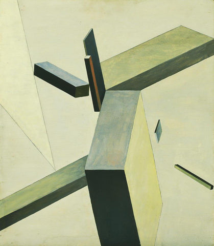 El Lissitzky - Composition