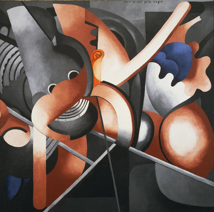 Francis Picabia - This Has to Do with Me