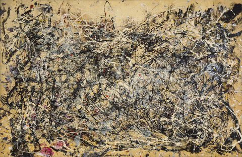 Jackson Pollock - Number 1A, 1948