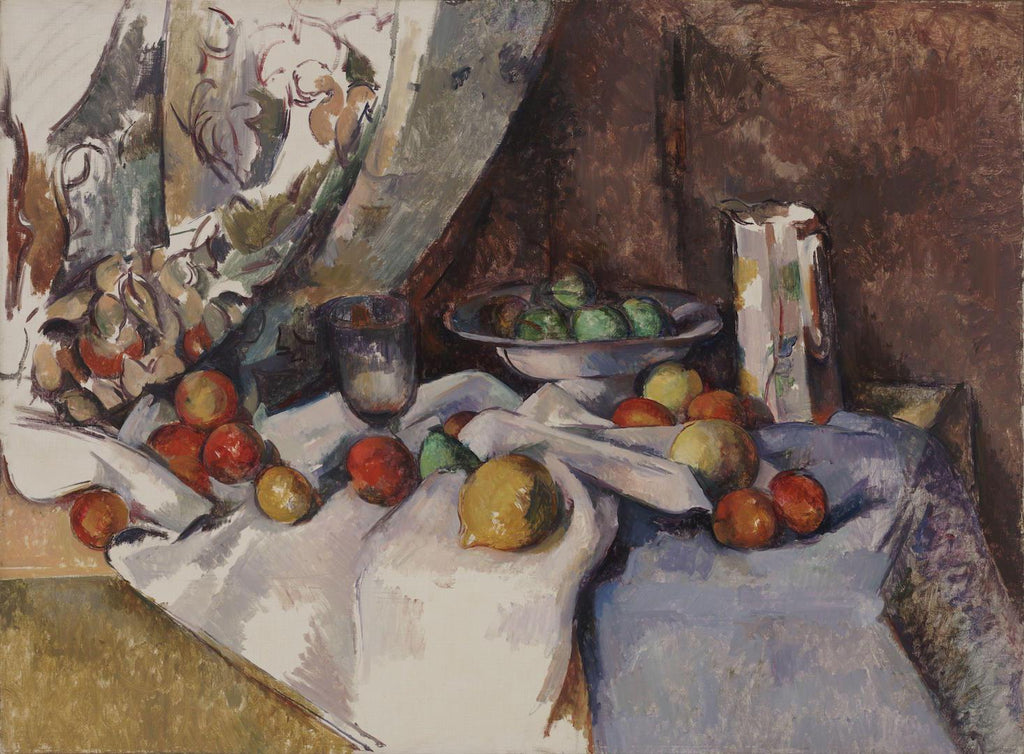 Paul Cézanne - Still Life with Apples