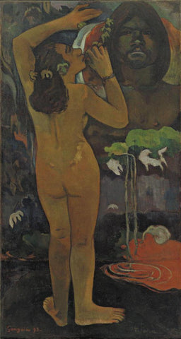 Paul Gauguin - The Moon and the Earth