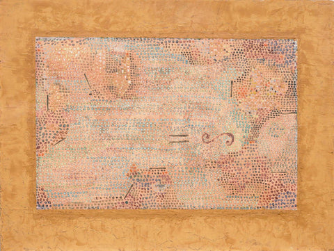 Paul Klee - Equals Infinity