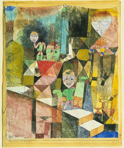 Paul Klee - Introducing the Miracle