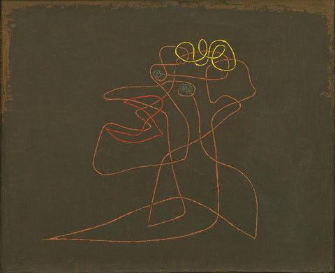 Paul Klee - Or The Mocked Mocker
