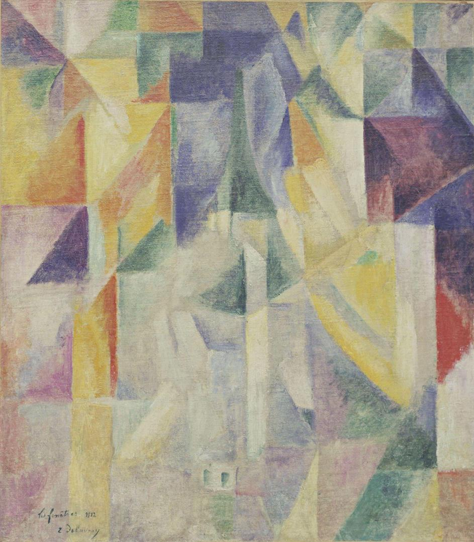 Robert Delaunay - Windows