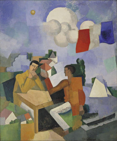 Roger de La Fresnaye - The Conquest of the Air
