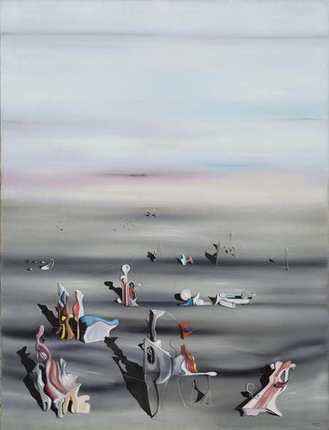 Yves Tanguy - The Furniture of Time