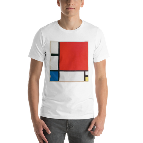 Composition-II-Cotton-Art-Tee-For-Men