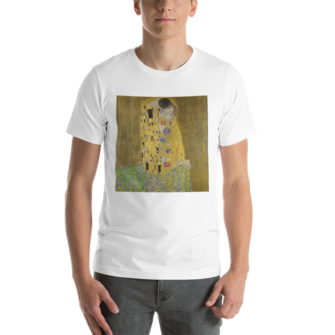 The-Kiss-Cotton-Art-Tee-For-Men