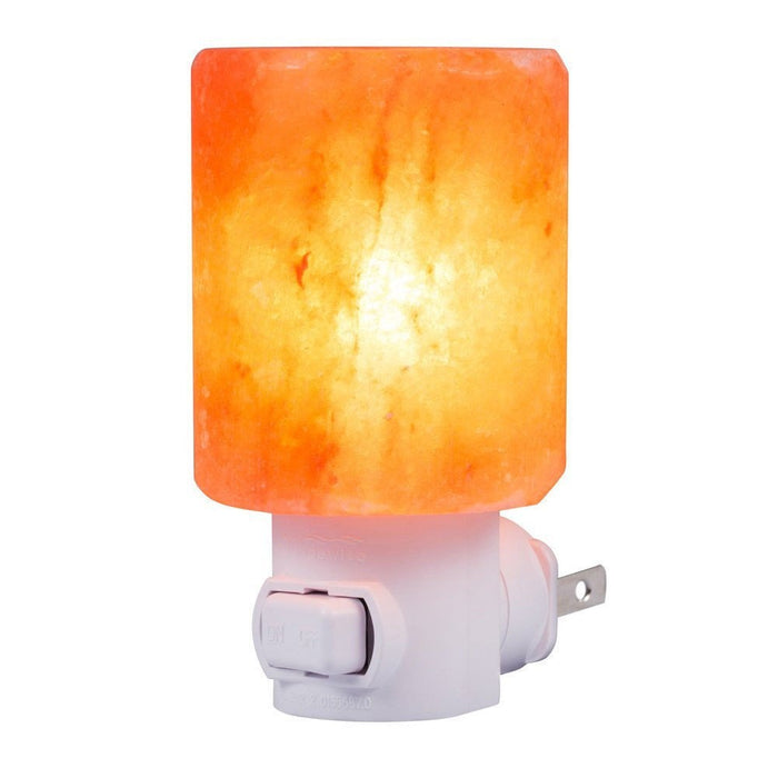Natural Himalayan Salt Night Light Crystal