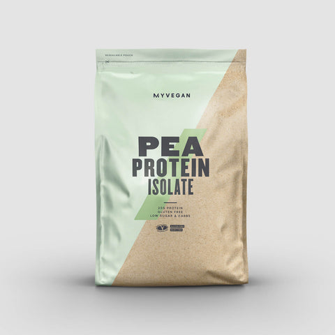 MYProtein Pea Isolate 1kg (Unflavored)